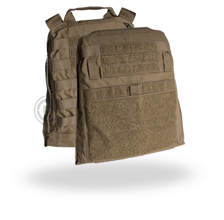 Crye AVS™ MBAV Plate Pouch Set coyote brown