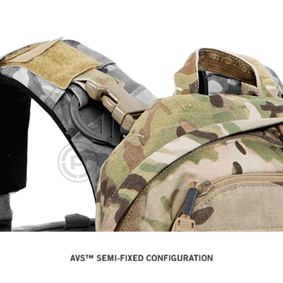 Crye AVS™ 1000 Pack semi fixed config