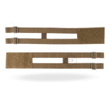 Crye AVS™ 2-Band Skeletal™ Cummerbund coyote brown