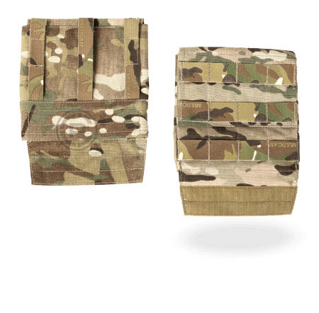 "Crye AVS™ 6""x 6"" Side Armor Carrier Set"