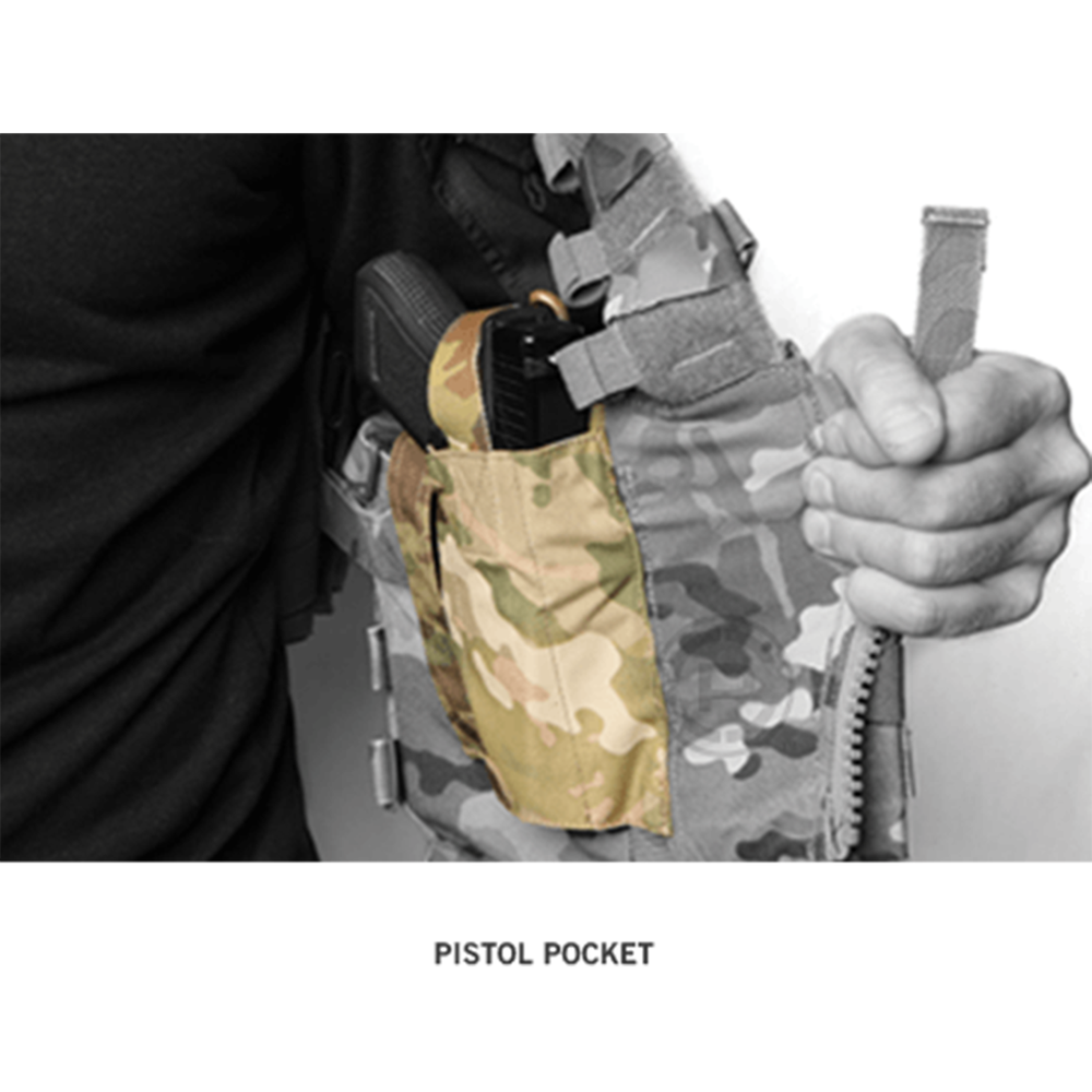 Crye AVS™ Detachable Chest Rig info 1