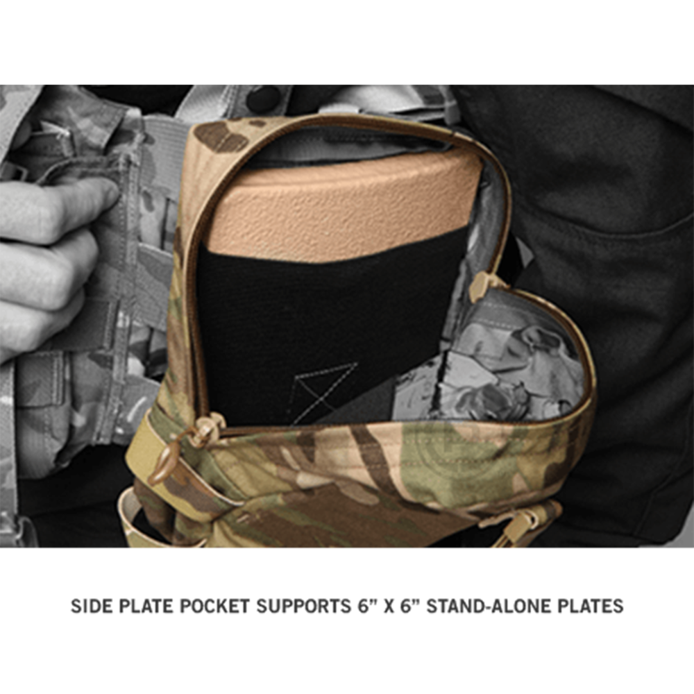 Crye AVS™ Detachable Chest Rig info 2