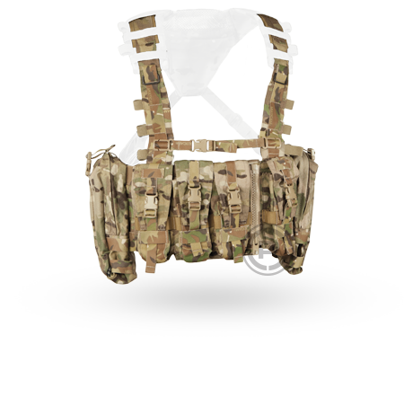 Crye AVS™ Detachable Chest Rig