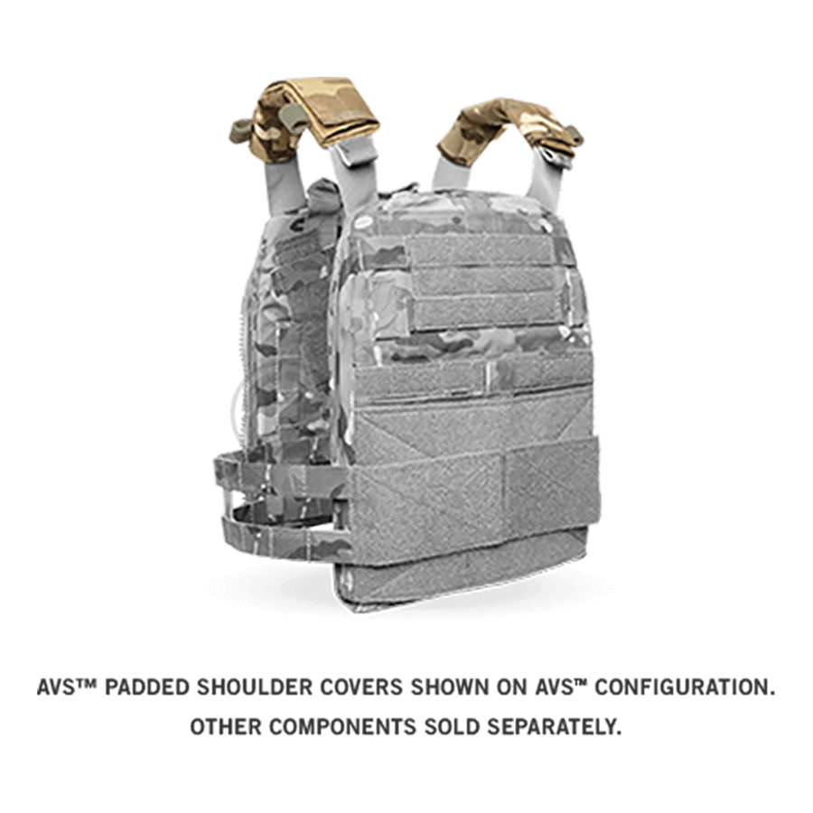 Crye (AVS)™ Padded Shoulder Covers