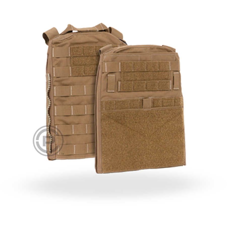 AVS™ STANDARD PLATE POUCH SET coyote brown