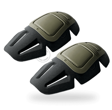 Crye Airflex™ Combat Knee Pads green