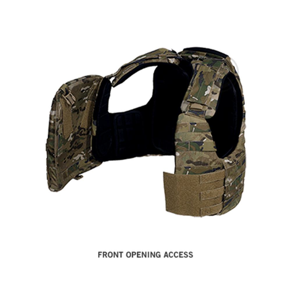 Crye CAGE Armor Chassis™ info 1