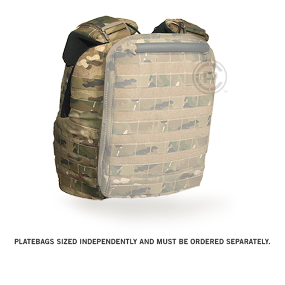 Crye CAGE Armor Chassis™ back