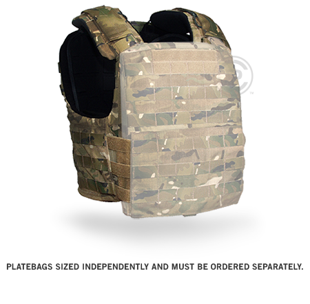 Crye CAGE Armor Chassis™ multicam