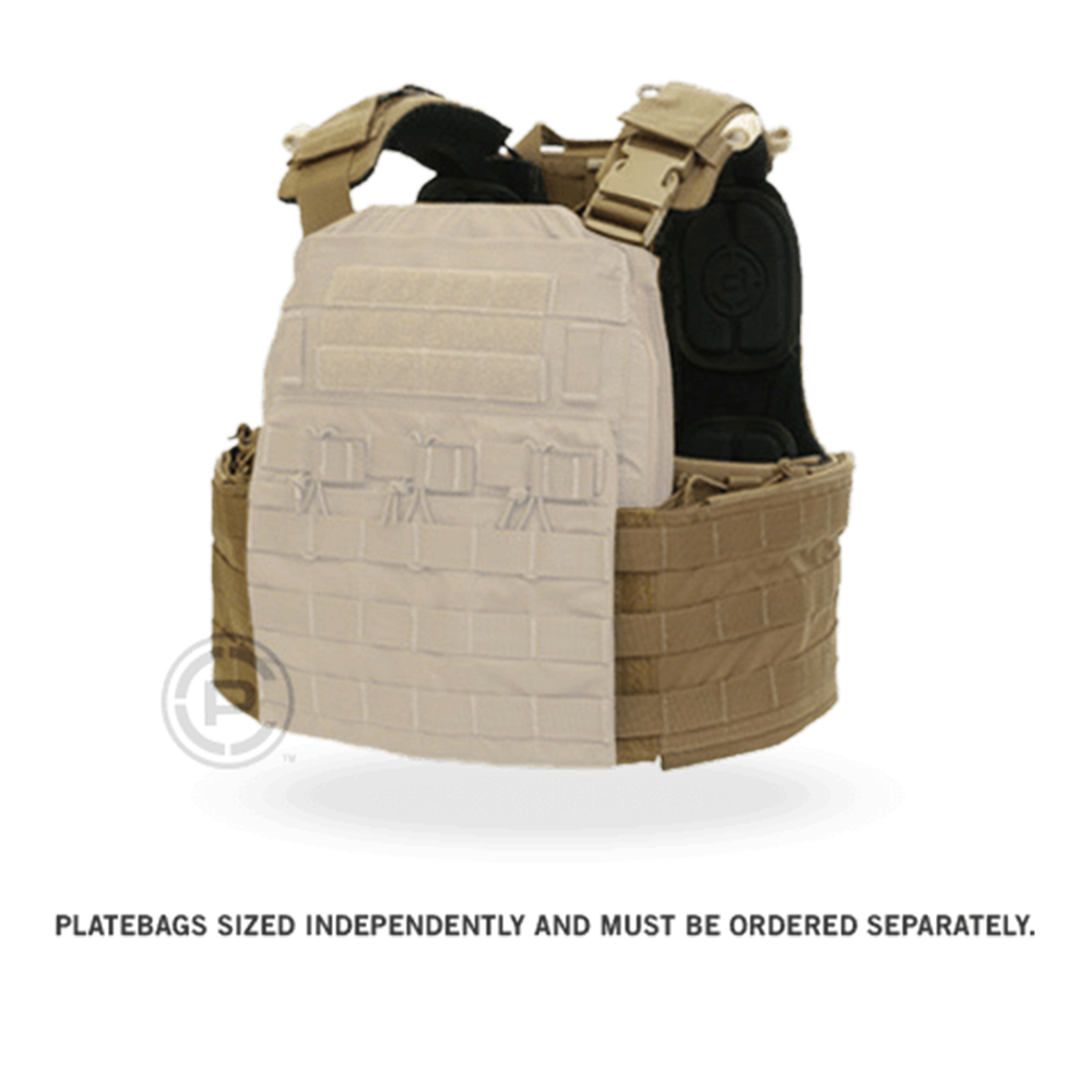 Crye CAGE Plate Carrier™ (CPC) coyote brown