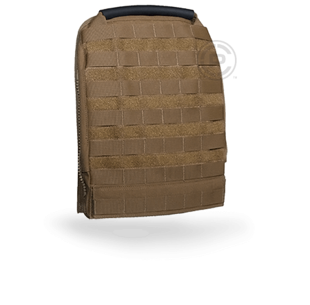 Crye Chassis™ Platebags back