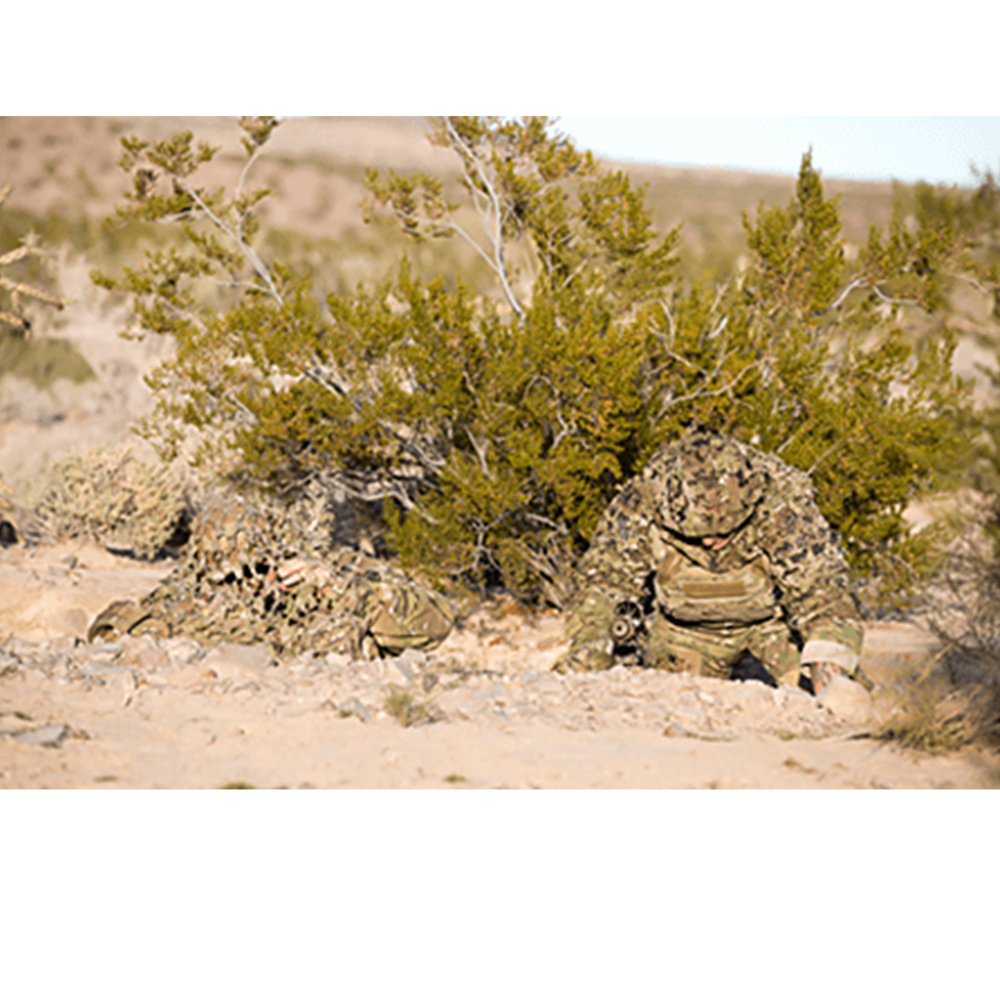 Crye Compact Assault Ghillie™ example 3