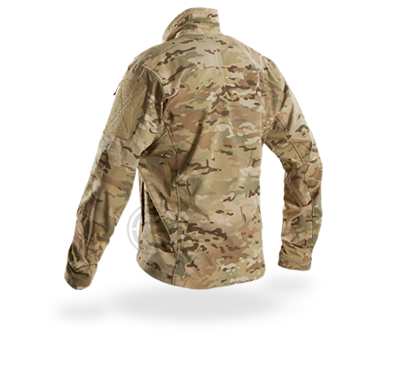 Crye FieldShell 2™ multicam back