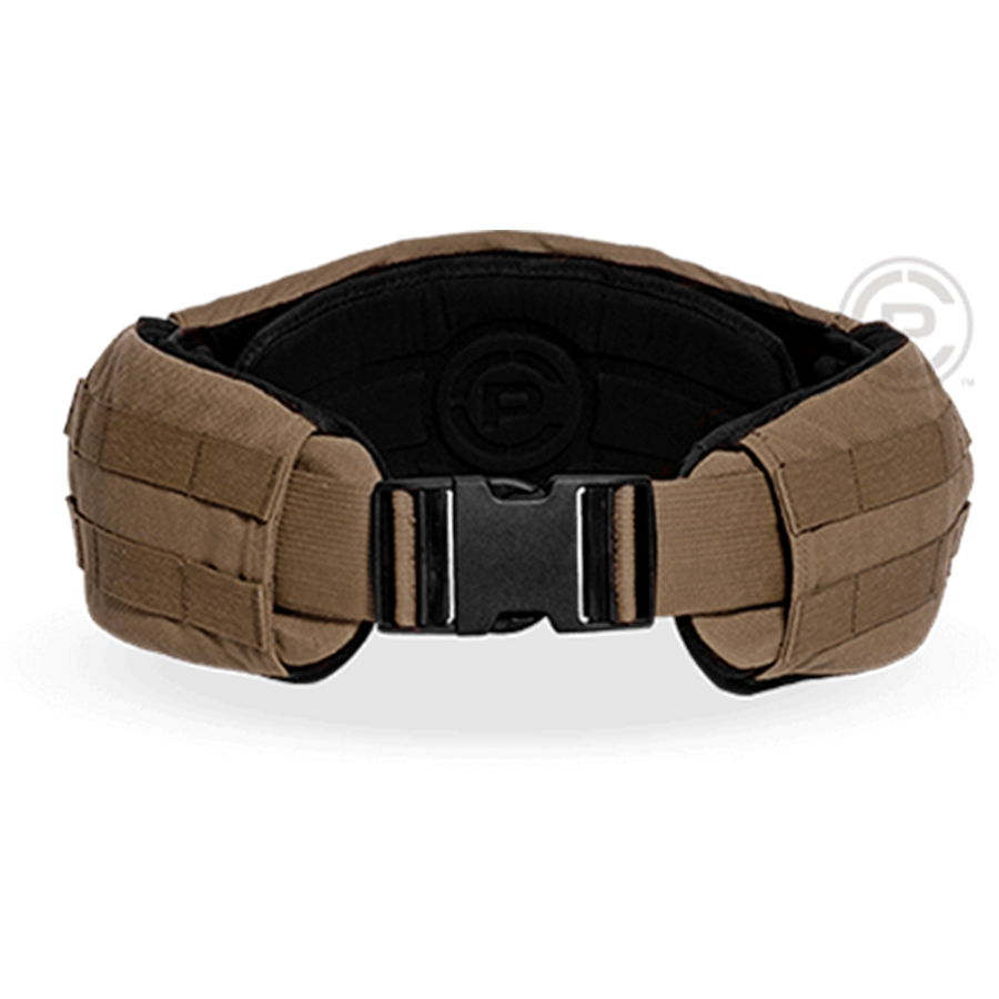 Crye High Back Belt™ coyote brown