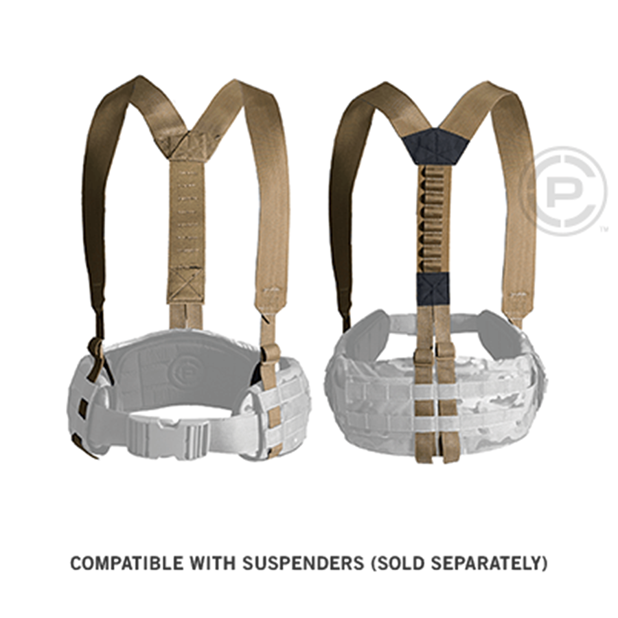 Crye High Back Belt™ info