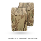 Crye JPC™ Side Plate Pouch Set back