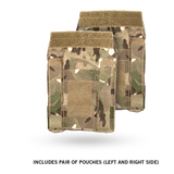Crye JPC™ Side Plate Pouch Set multicam