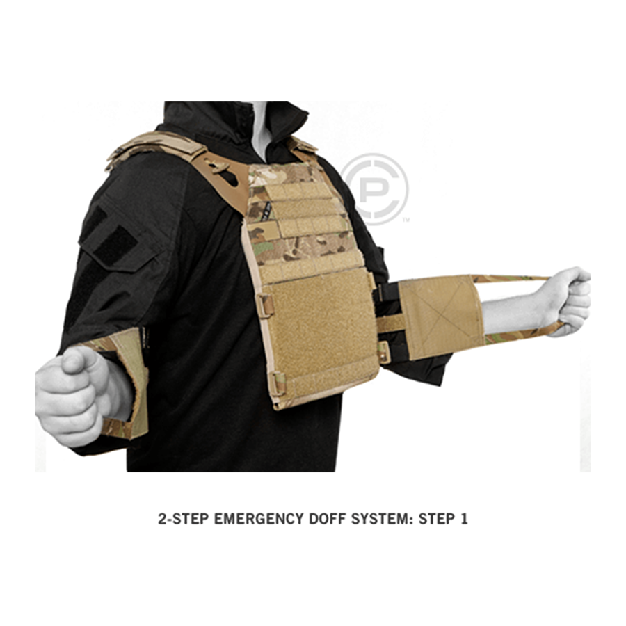 Crye Jumpable Plate Carrier (JPC) 2.0™