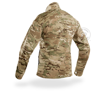 Crye LWF Jacket™ back