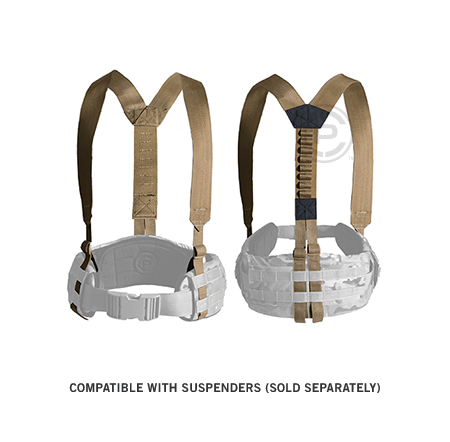Crye Low Profile Belt™ info 1