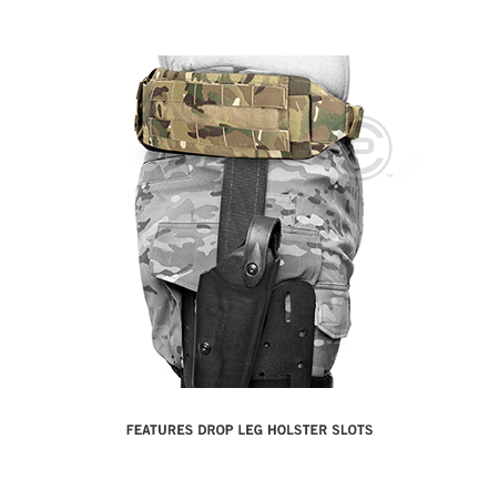 Crye Low Profile Belt™ info 3