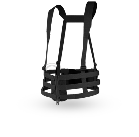 Crye Low Profile Chest Rig black