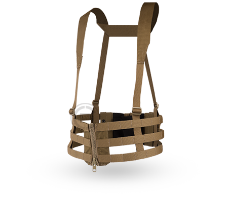 Crye Low Profile Chest Rig coyote brown