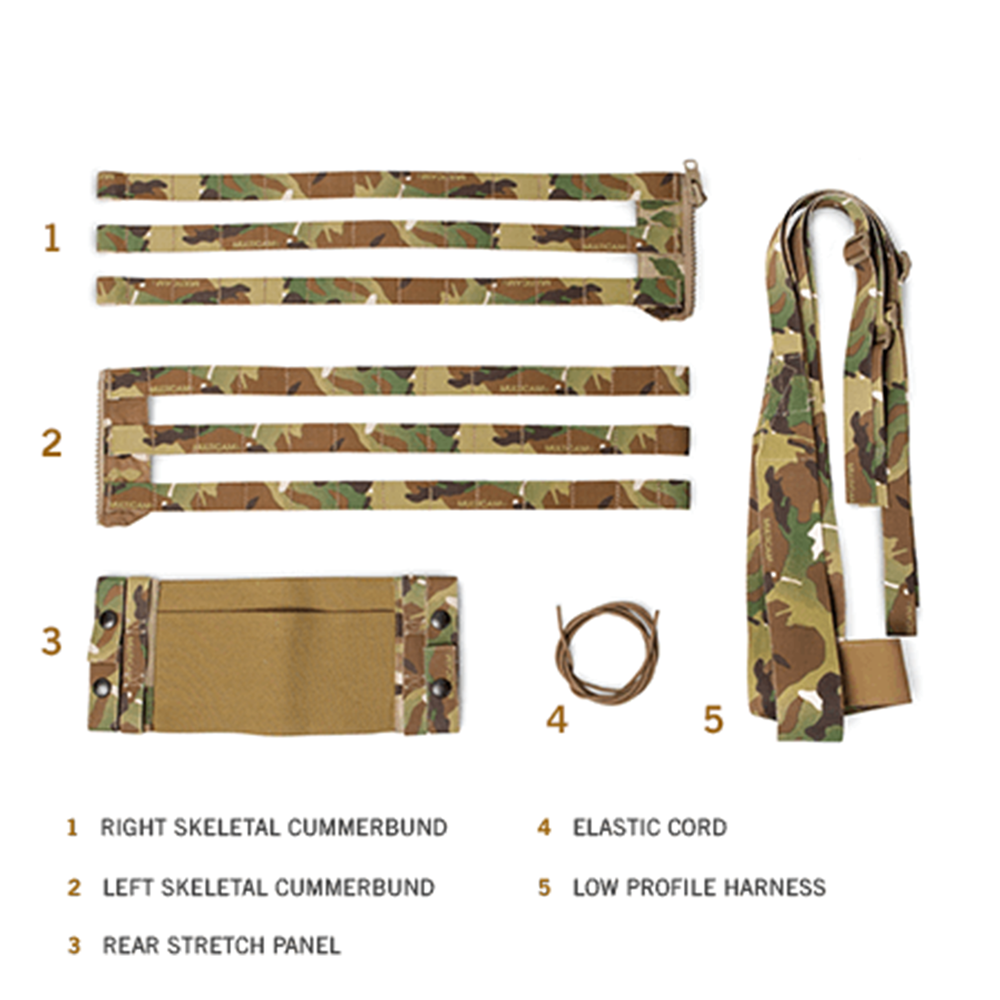 Crye Low Profile Chest Rig info 3