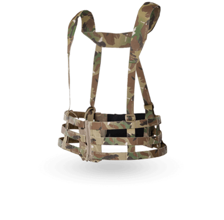 Crye Low Profile Chest Rig multicam