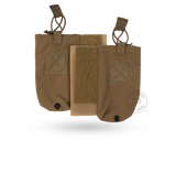 MBITR Radio Pouch Set coyote brown