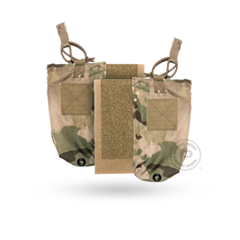 MBITR Radio Pouch Set multicam
