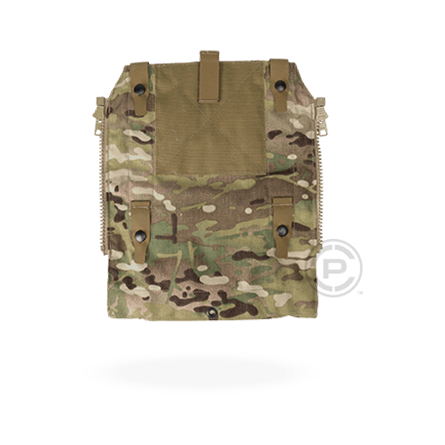 CRYE, MOLLE Zip-On Panel 2.0 back