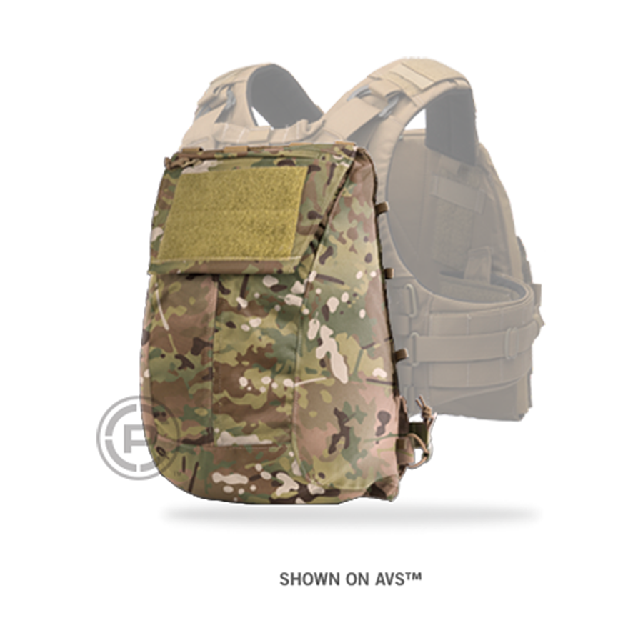Panel, CRYE, Pack Zip-On 2.0
