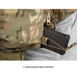 Panel, CRYE, Pouch Zip-On 2.0 info 4