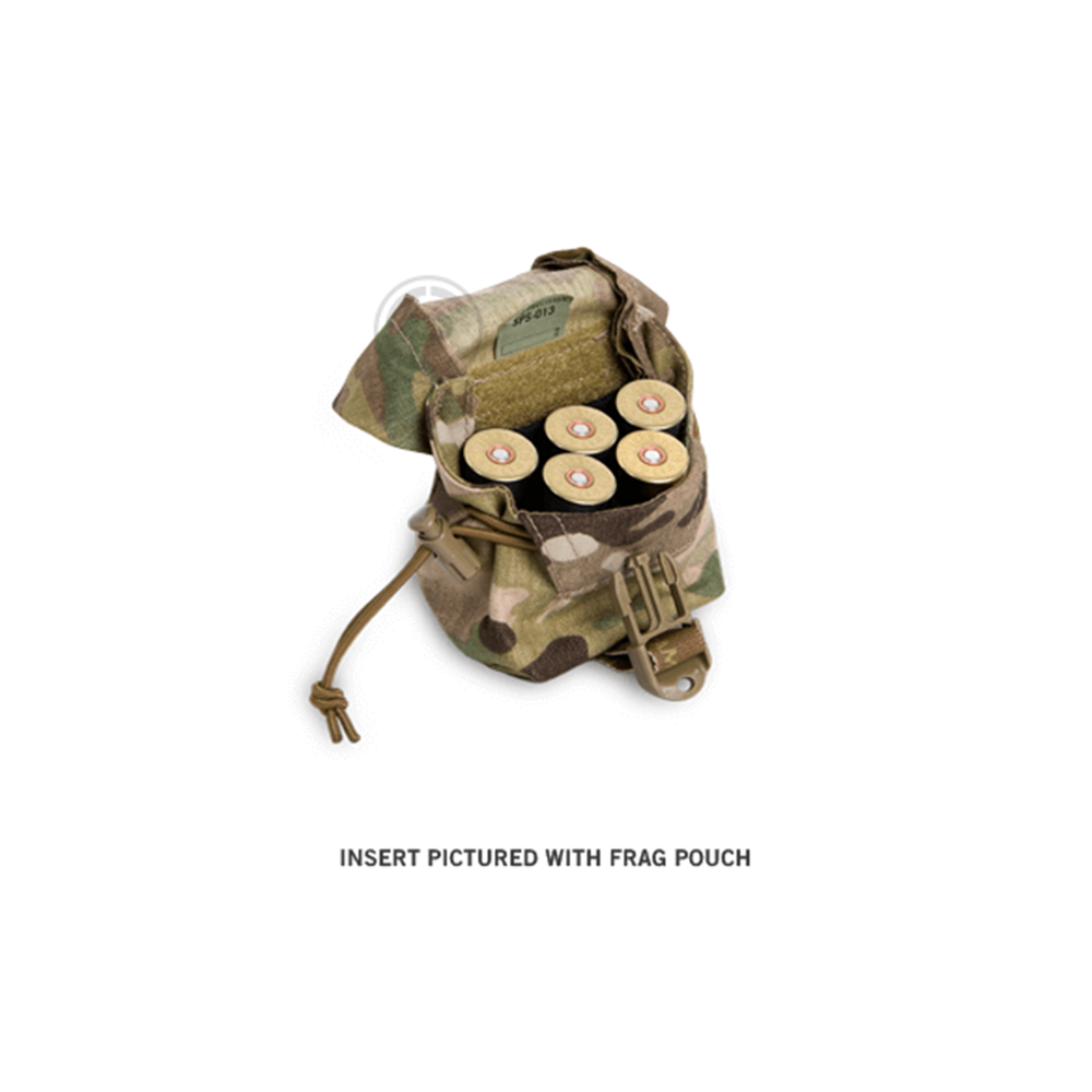 Crye (SPS)™ Frag Pouch 12 Guage Insert shells