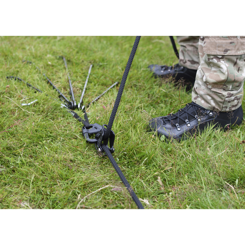 DMM™ Talon Ground Anchor in use 3