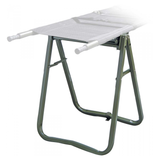 Litter Stands 33 inch For Talon® & Raven® Series Litters in use