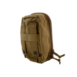 Operator IFAK Pouch coyote brown back
