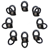 Prodigy™ PMP - (Prusik Minding Pulley) black open