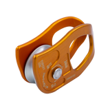 Prodigy™ PMP - (Prusik Minding Pulley) orange angle