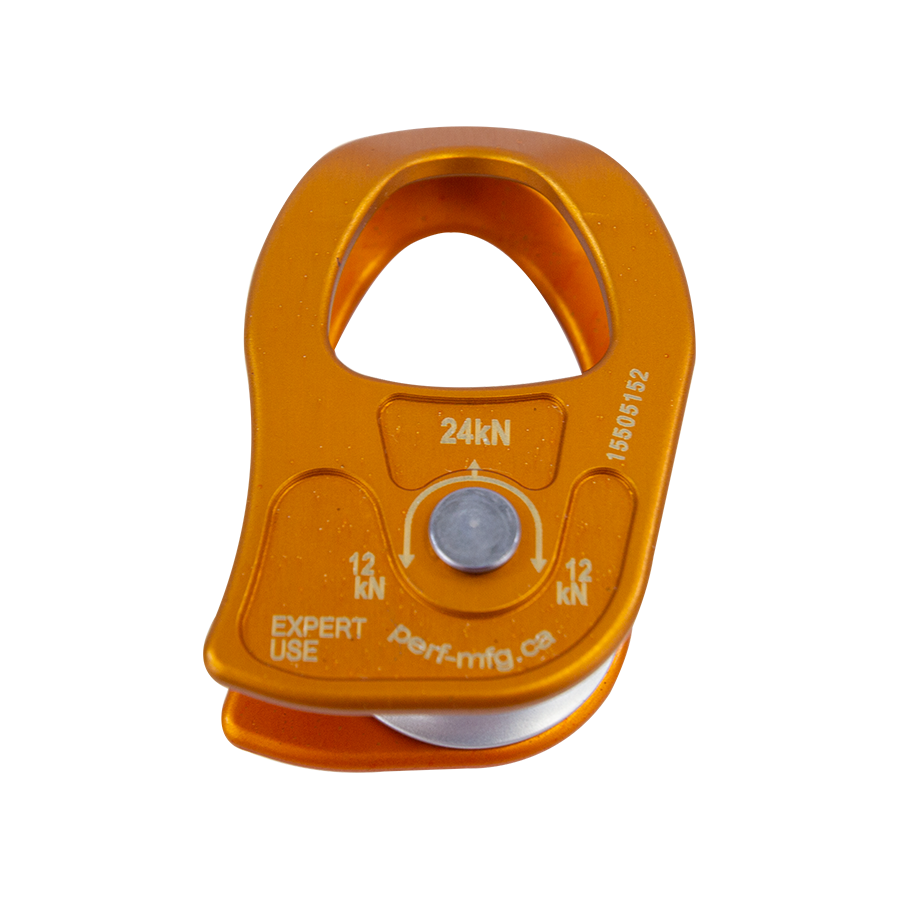 Prodigy™ PMP - (Prusik Minding Pulley) orange