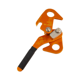Quickie Descender™ black orange half open