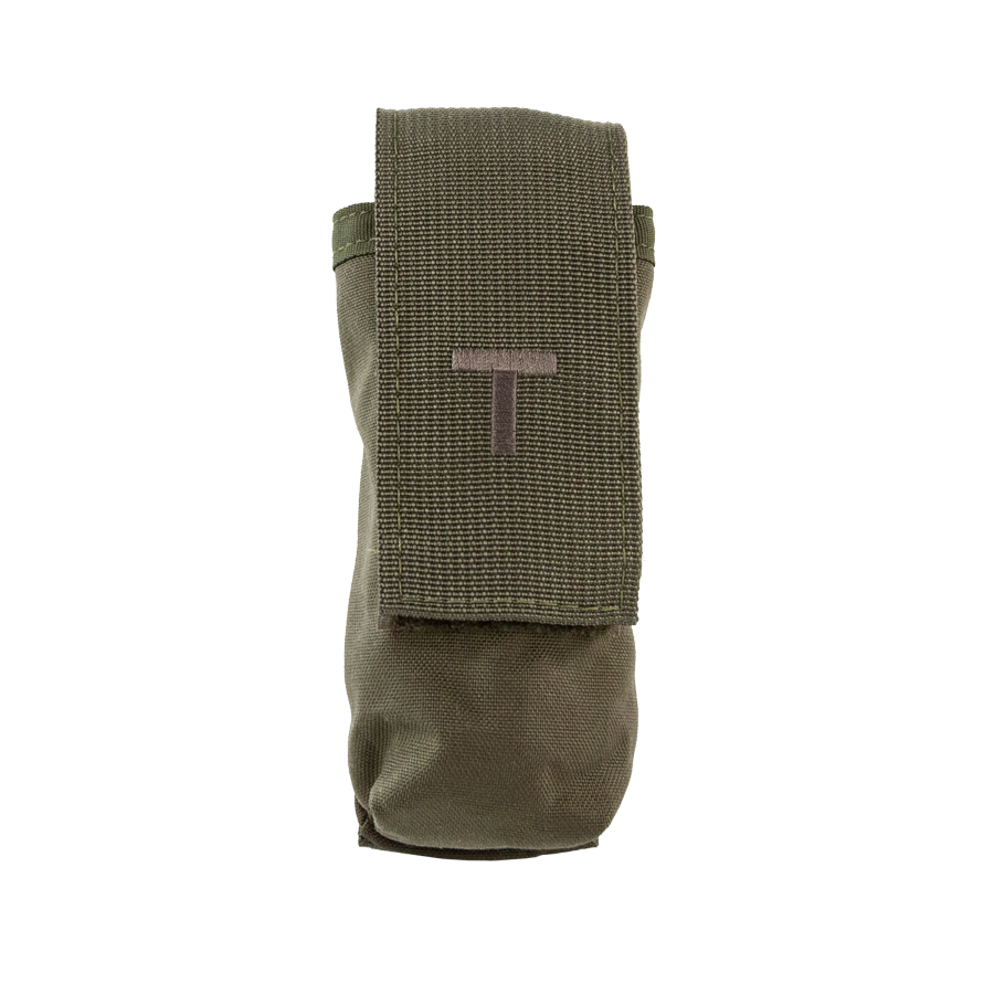 Tourniquet Pouch with Molle, Gen III ranger green