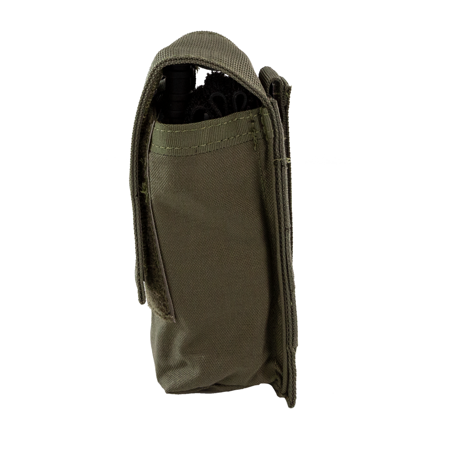 Tourniquet Pouch with Molle, Gen III - Snap Closure tab