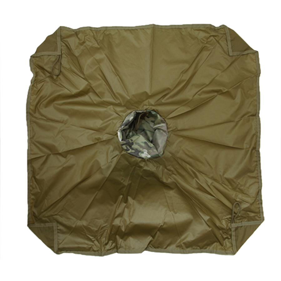 TRACE™ Rope Bag, MultiCam® open flat
