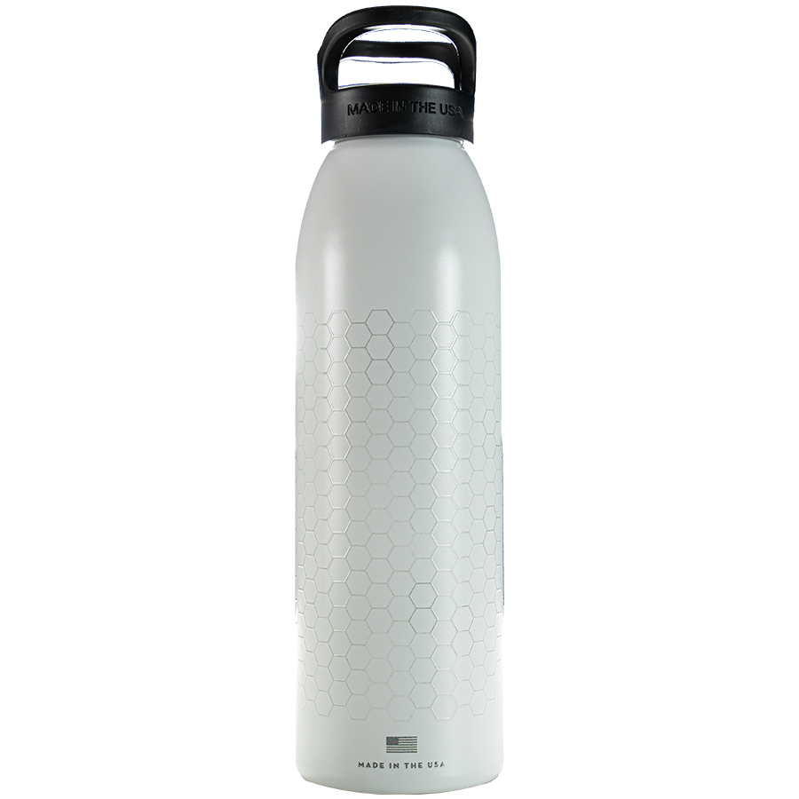 CTOMS 24oz Aluminum Water Bottle