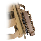 GCA43-R1 Molle Clips (Pair), Black