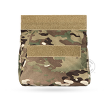Crye Roll-Up Dump Pouch back
