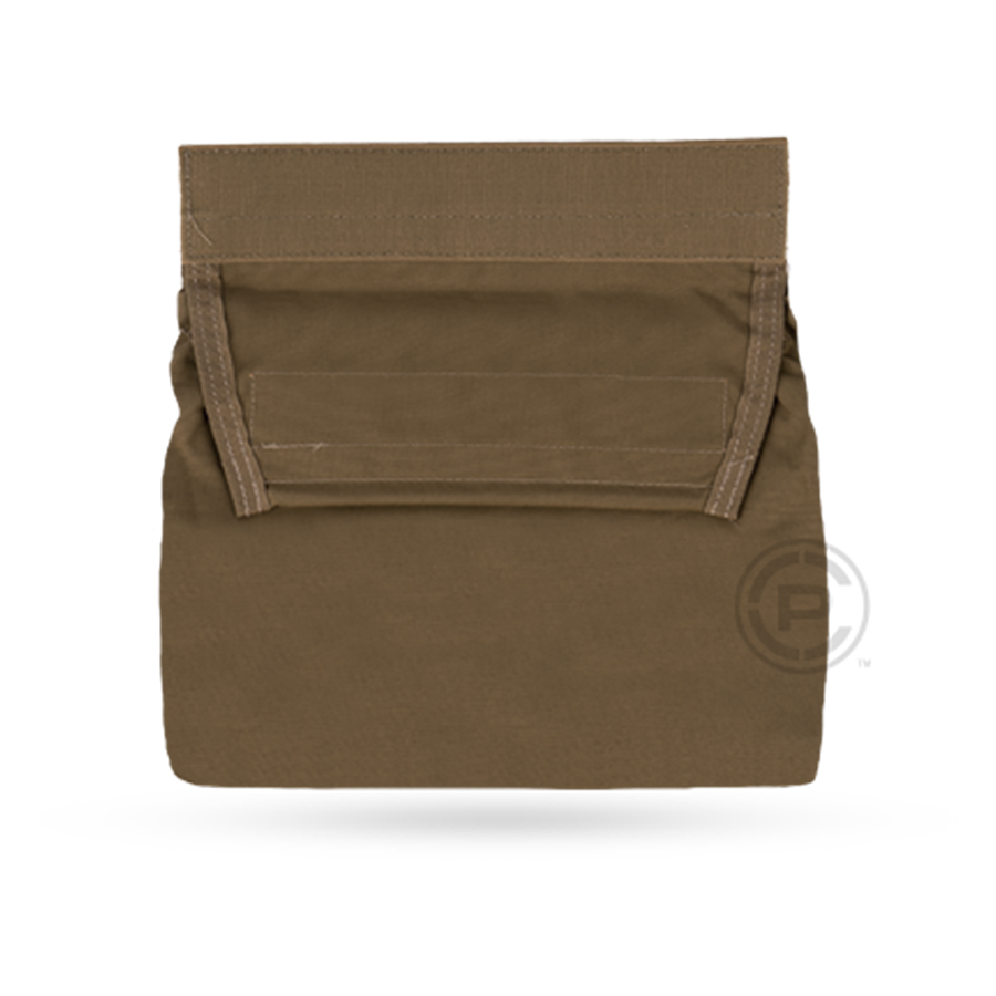 Crye Roll-Up Dump Pouch coyote brown
