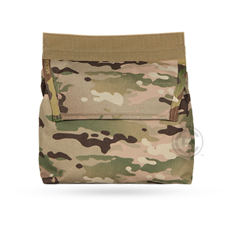 Crye Roll-Up Dump Pouch multicam